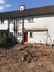 58 Moreland Avenue - demolitions