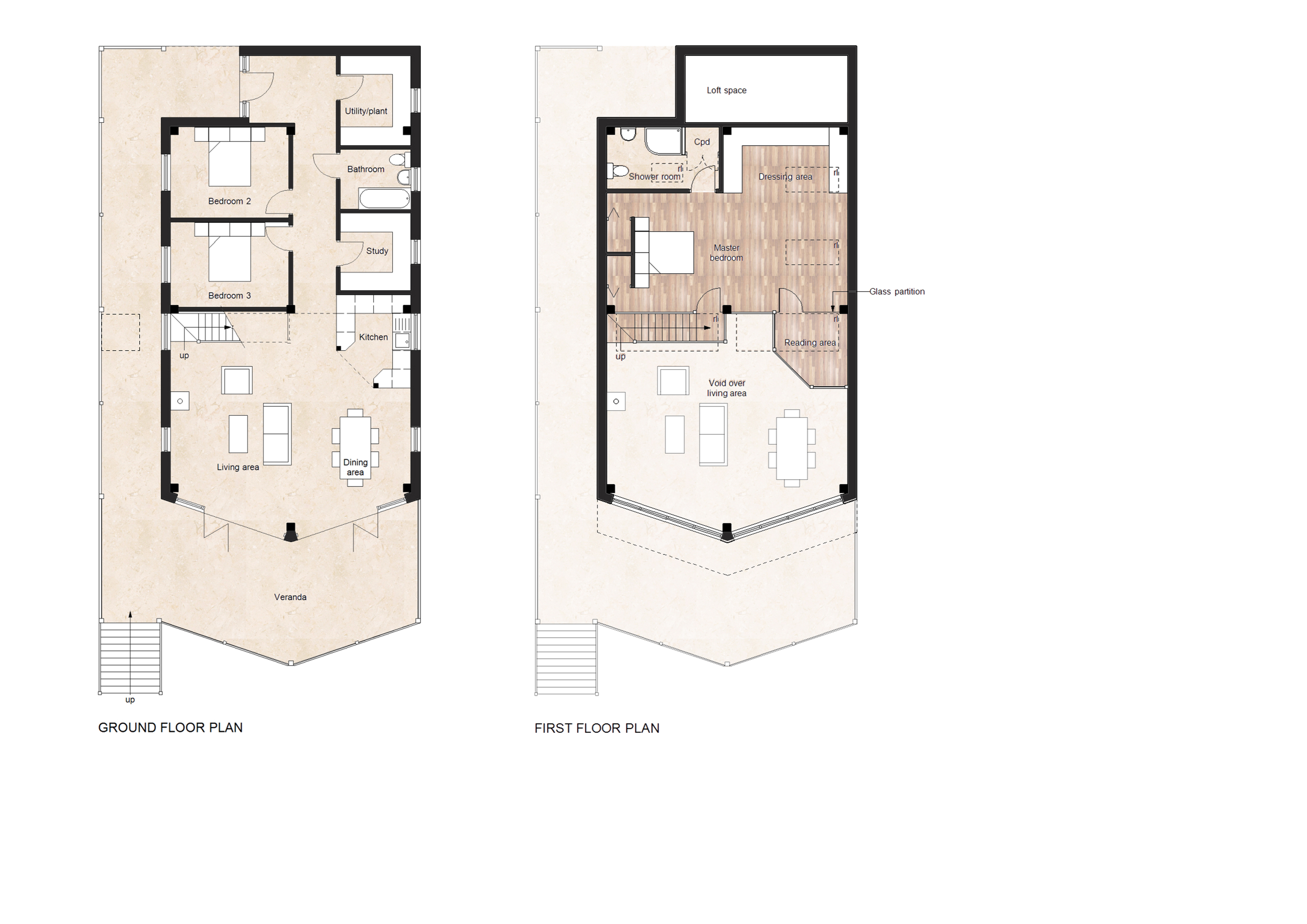 85 Broomy Hill Proposed Plans
