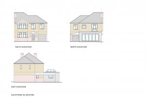 255 Ledbury Rd Proposed Elevations