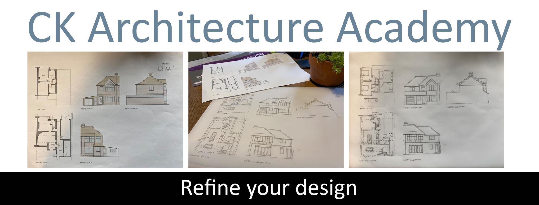CKAA REFINE YOUR DESIGN banner